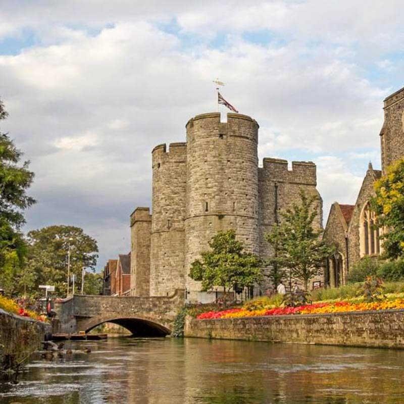 Canterbury via Bekesbourne and Sturry walk | Saturday