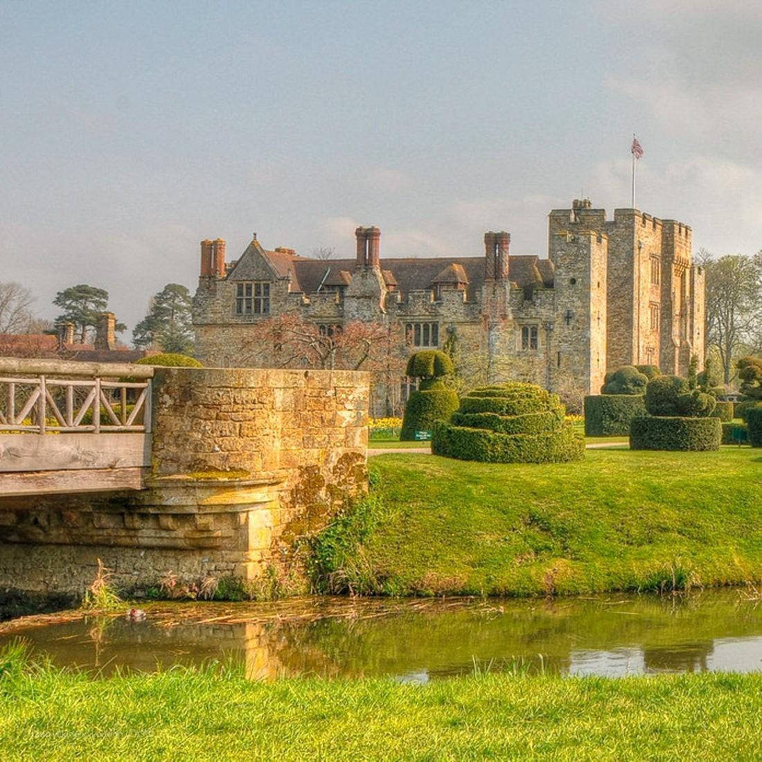Kent Castles Walk - Walk for beginners