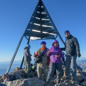 Toubkal 4,167mt High Atlas, Morocco LONG WEEKEND 15 to 17 Abril 2022